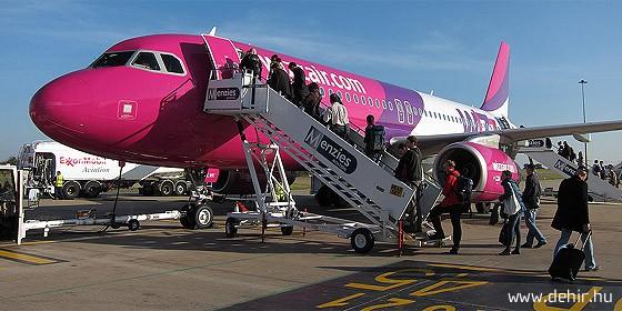 7a7253b74ec3 Wizz Air: aki Budapestről repül, fizet illetéket, aki Debrecenből, nem