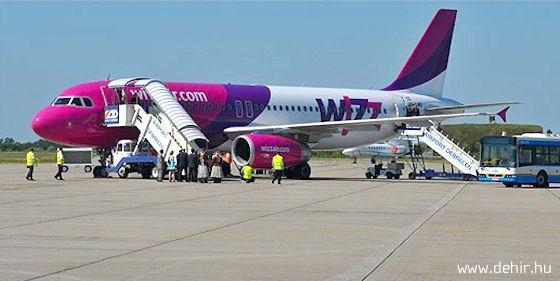 b2bd002219b3 Nem jött be a dortmundi járat, törli a Wizz Air - Debrecen hírei ...