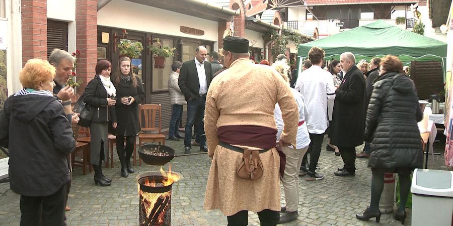Települések szövetsége: Debrecenben mutatkozott be Kőszeg