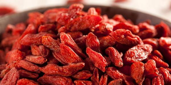 Goji bogyó: fertőzött kínai élelmiszer került..