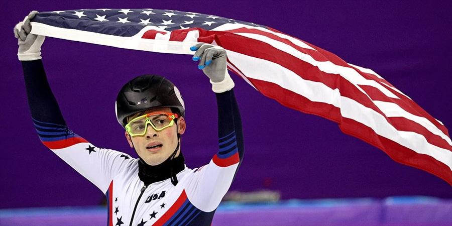 vagyunk az amerikai olimpiai korcsolyázók