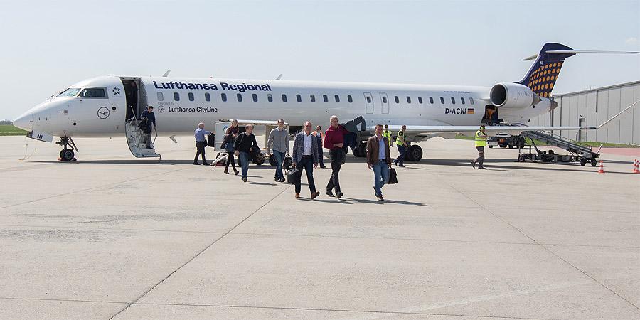 A Lufthansa a Debrecen-München-járat újraindítását tervezi, már lehet foglalni