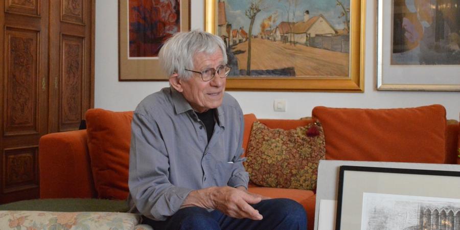 Kiállításra készül a 76 éves debreceni grafikus ee82d24d5f
