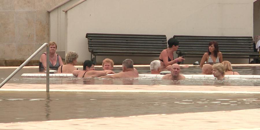 9cd130007d Kilencvenharmadik szezonját kezdte meg a hajdúszoboszlói strand – videóval