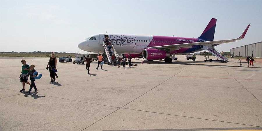 Újra közlekedik a Wizz Air Debrecen és Tel-Aviv között