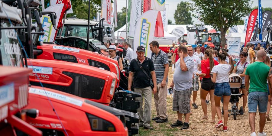 A járvány ellenére is megrendezik a 29. Farmer Expót Debrecenben