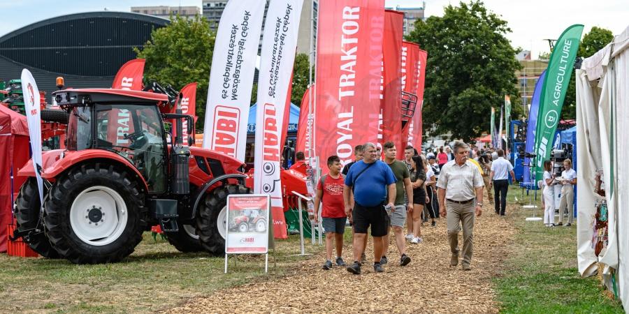 Megnyitott az év legnagyobb agrárkiállítása Debrecenben – fotókkal, videóval