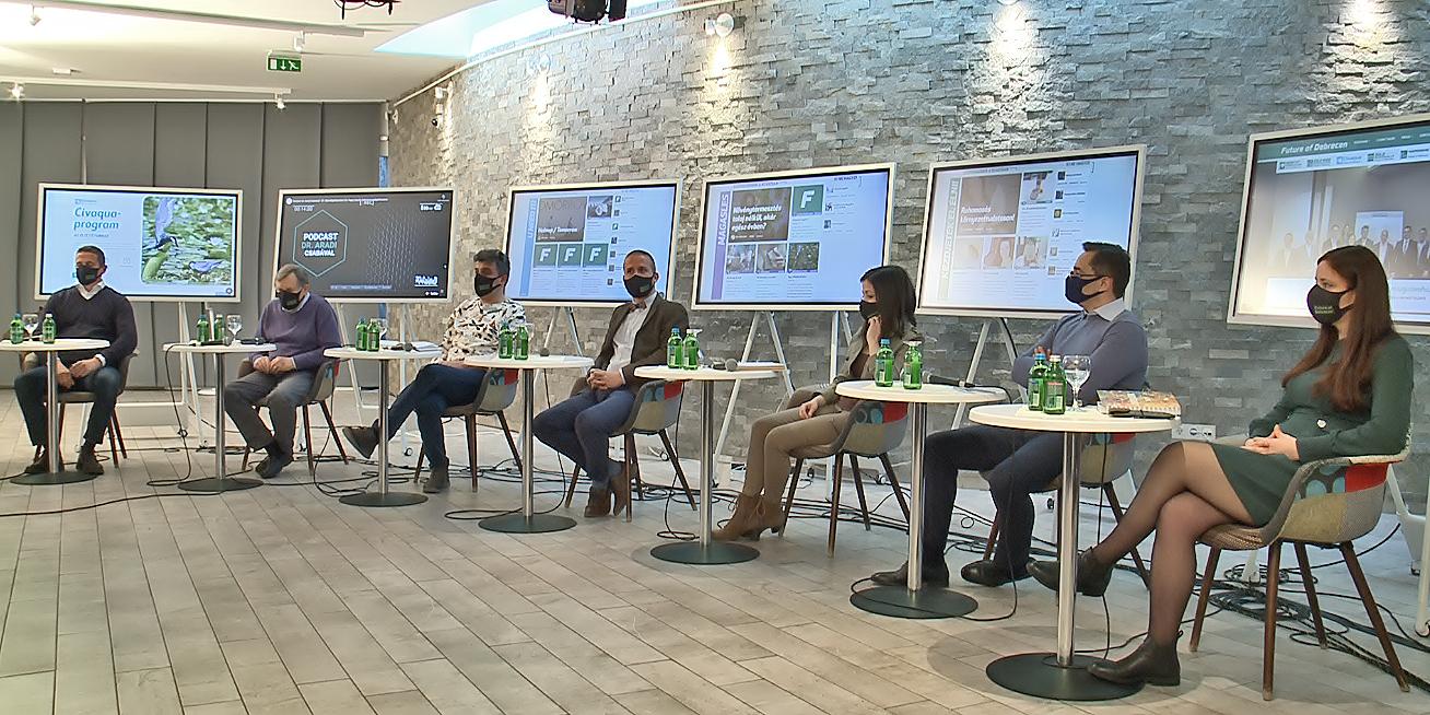 future2 - The Future of Debrecen is Green