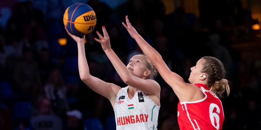 3×3-as vb Debrecenben: biztosan nyertek a magyar kosaras lányok az első napon