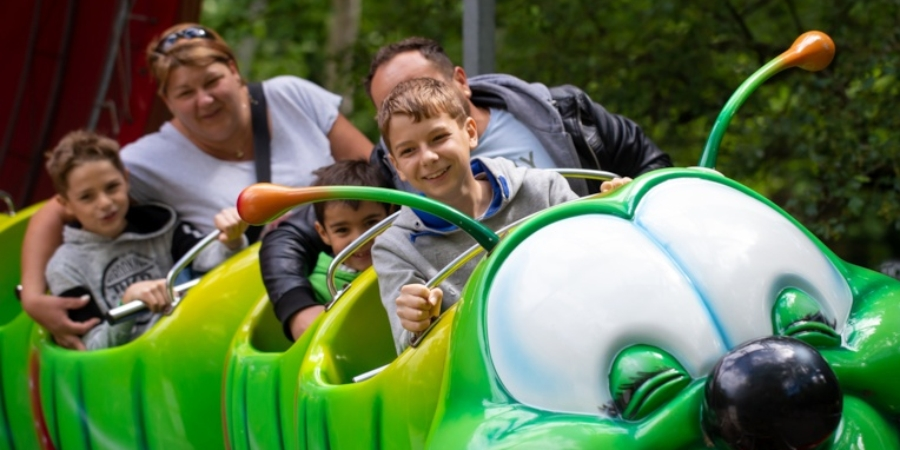The Debrecen Zoo and Amusement Park is reopened and awaits with many novelties!