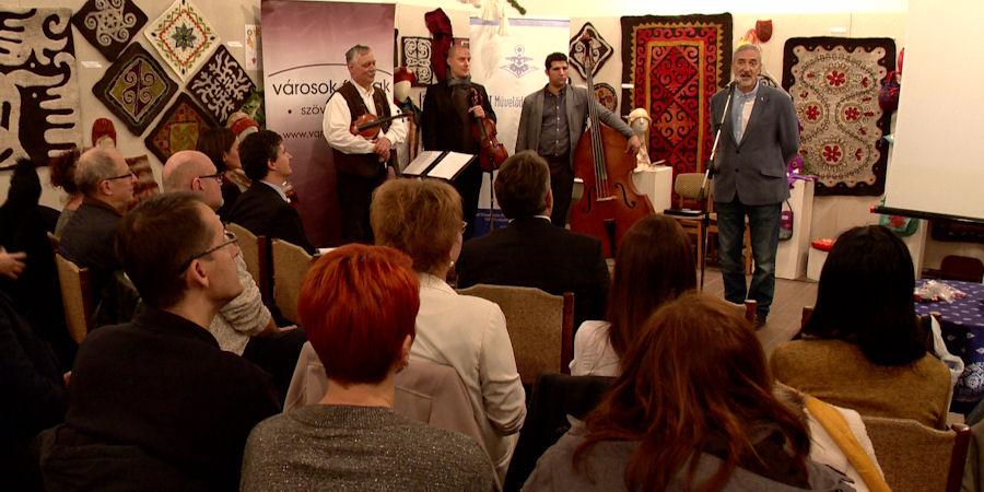 Mikepércs értékeit is bemutatták Debrecenben